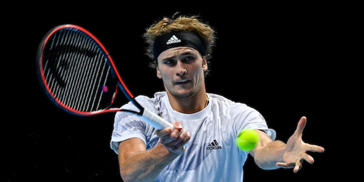 Zverev ATP Finals 2020