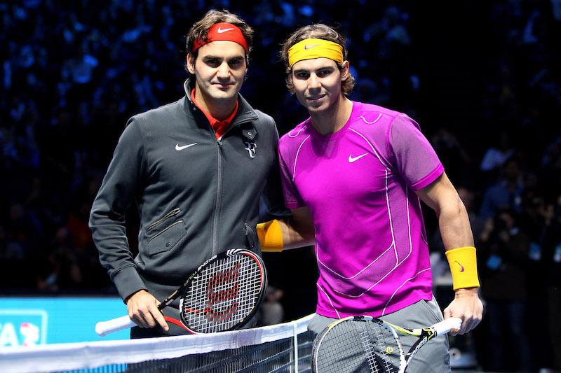 Federer Nadal ATP Finals 2010