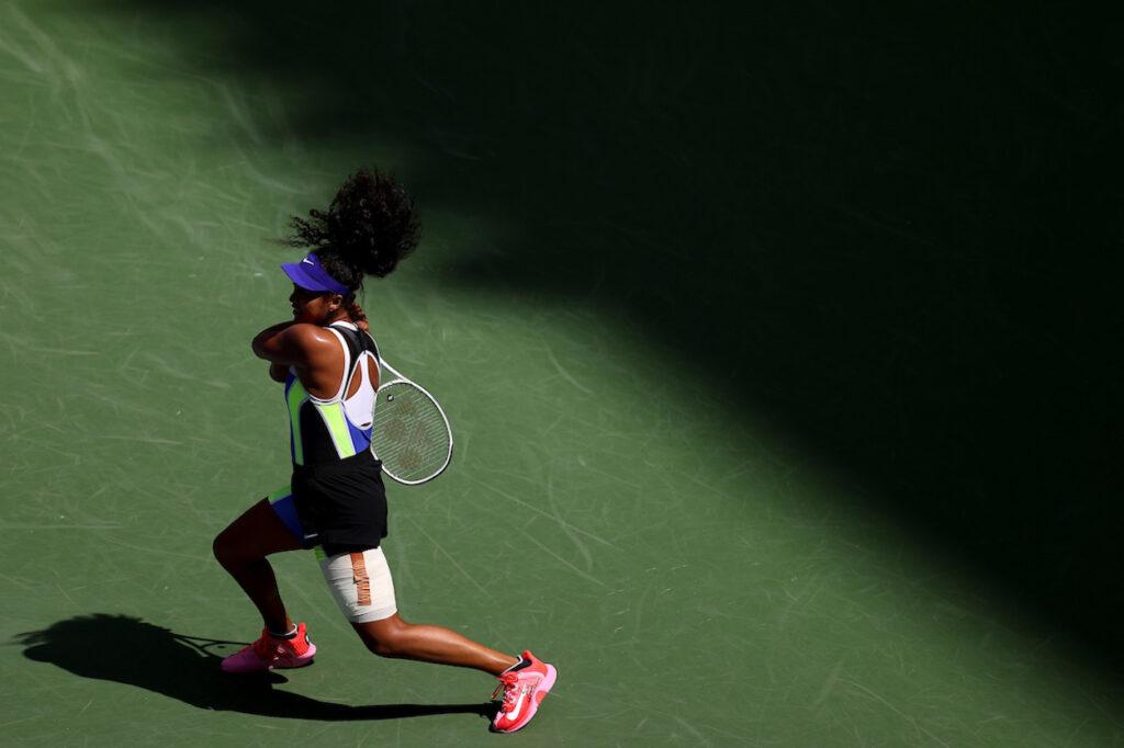 Naomi Osaka vs Marta Kostyuk US Open 2020