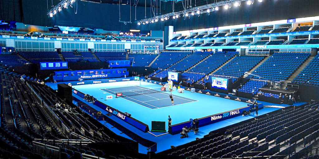 ATP Finals best matches featruing Djokovic Nadal Federer