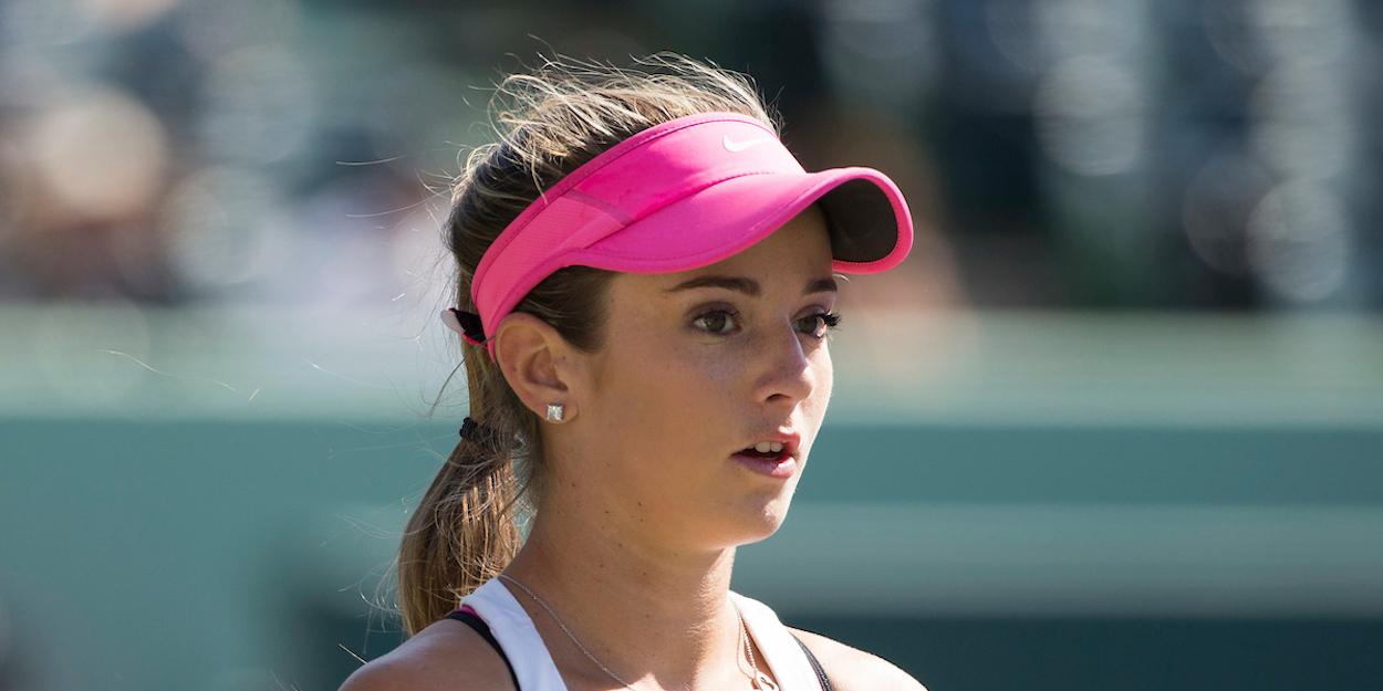 CiCi Bellis US teen tennis star