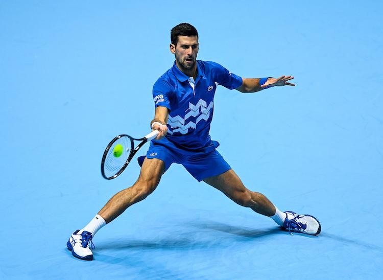 Novak Djokovic will want to draw a line under 2020