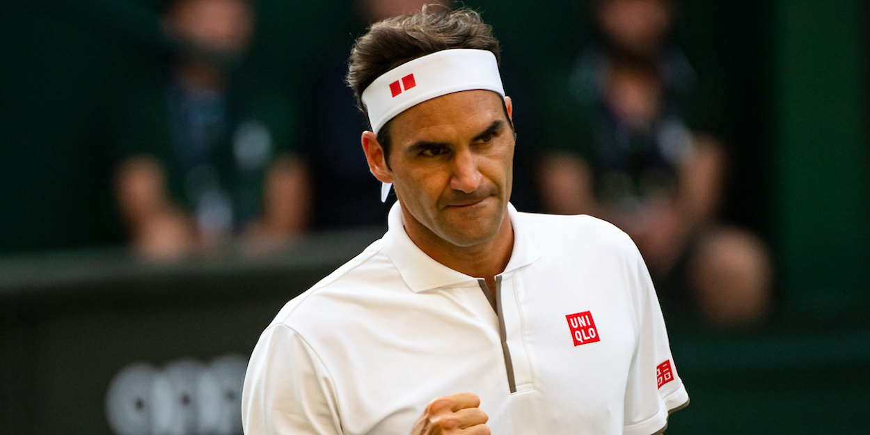 Federer Wimbledon 2019