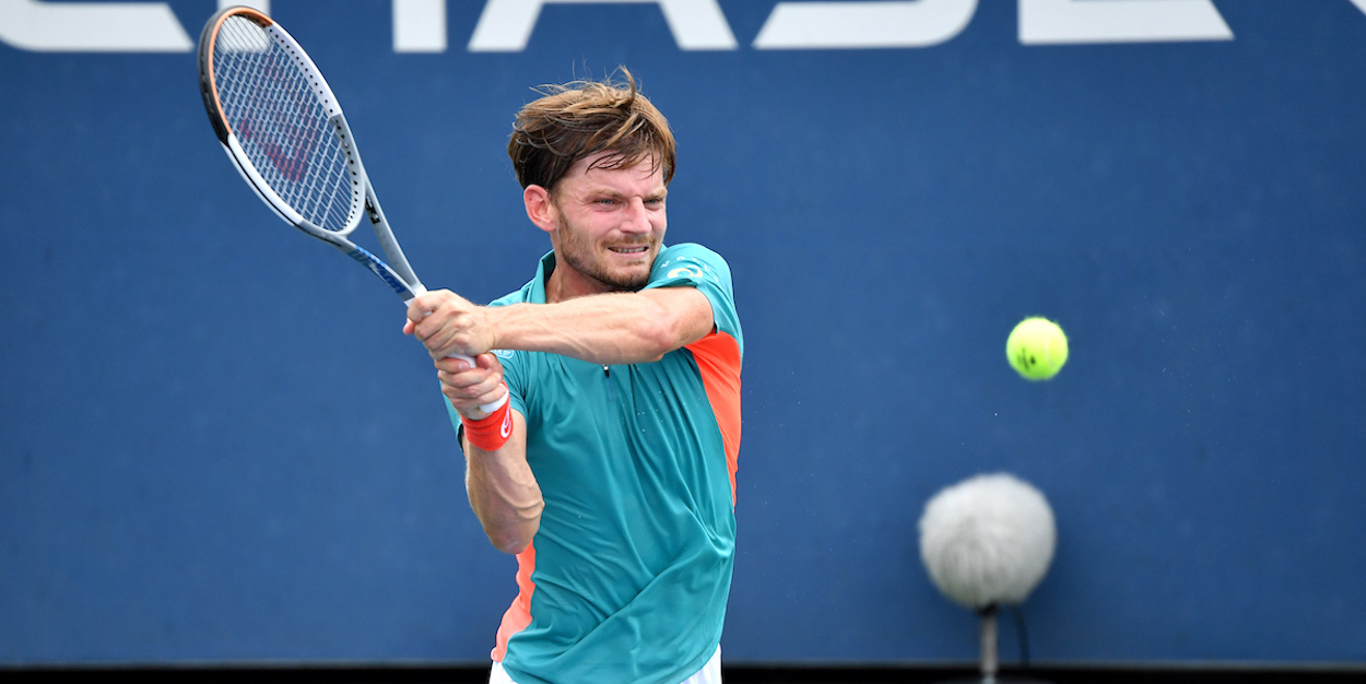 Goffin US Open 2020