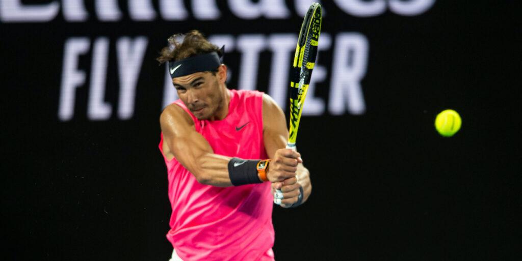 Nadal Australian Open 2020