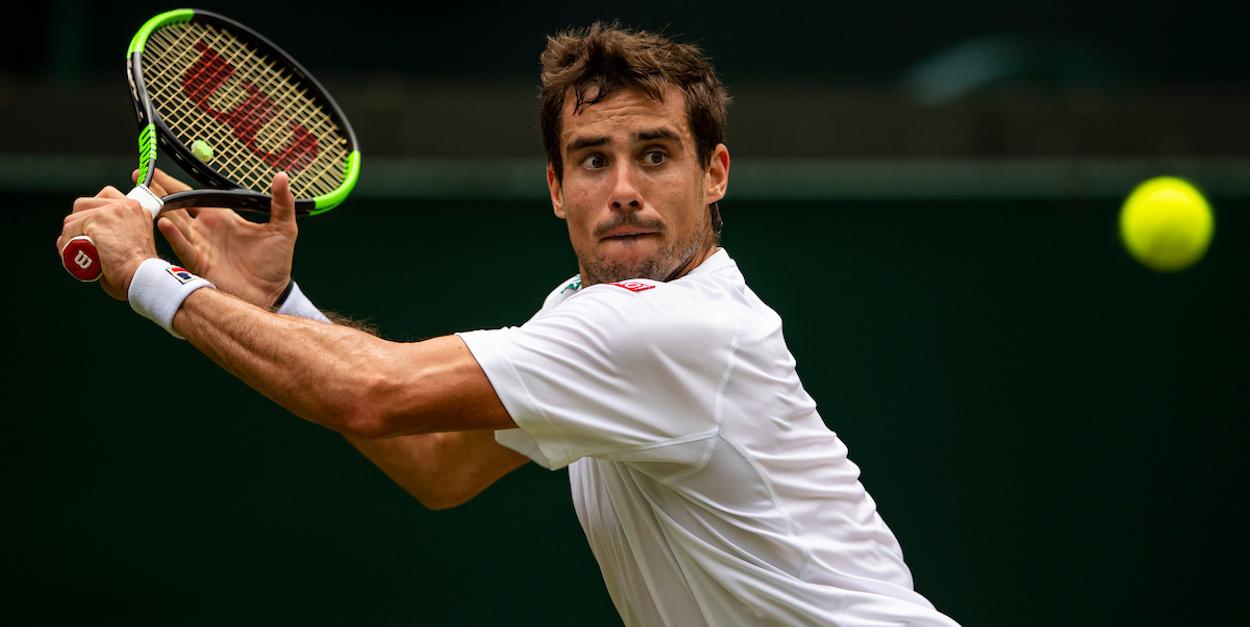 Guido Pella Wimbledon 2019