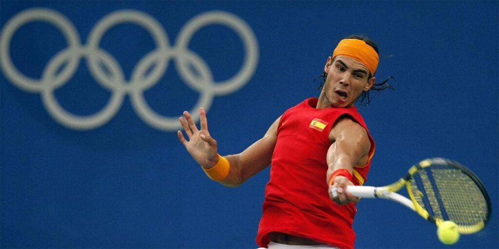 Rafael Nadal at Olympics
