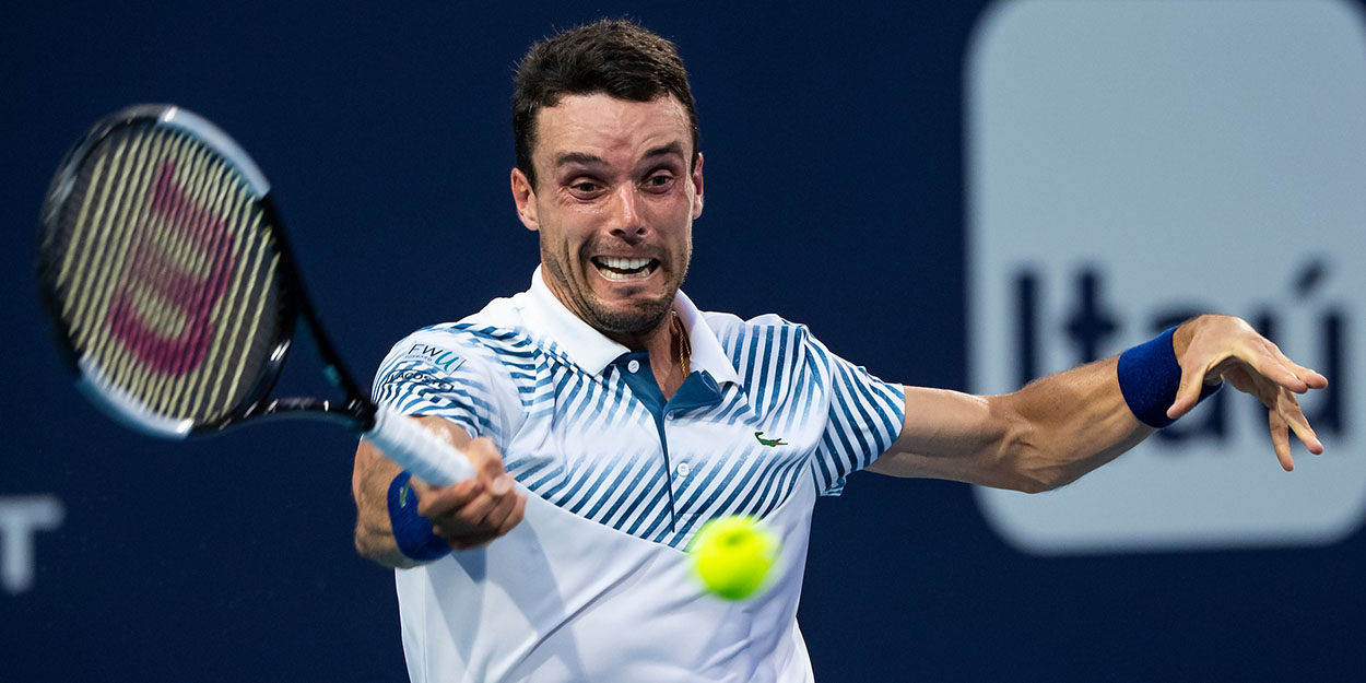 Roberto Bautista Agut - unhappy with Australian Open conditions