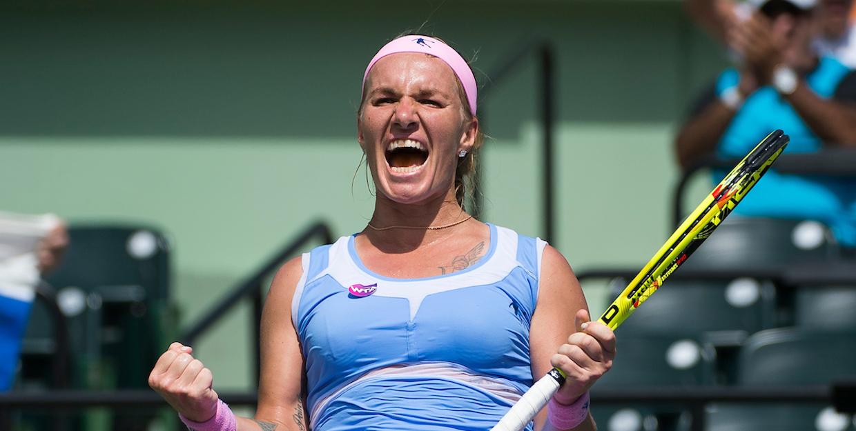 Kuznetsova still has the fire to compete