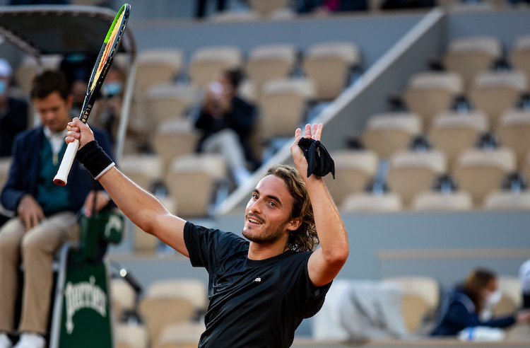 Stefanos Tsitsipas says the difference at Grand Slam tournaments in the physical challenge they present