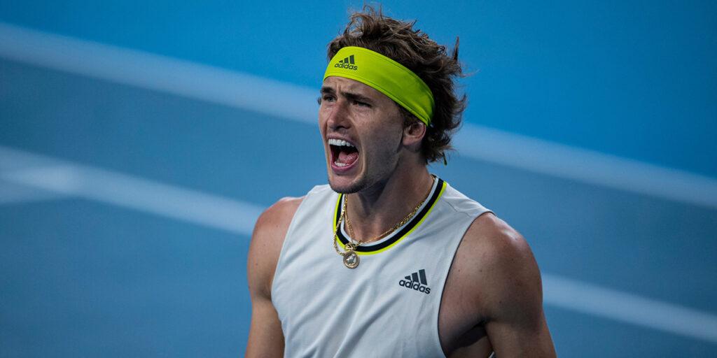 Alexander Zverev Australian Open
