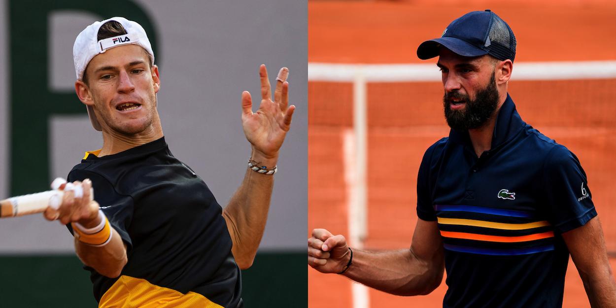 Cordoba Open Benoit Paire and Diego Schwartzman