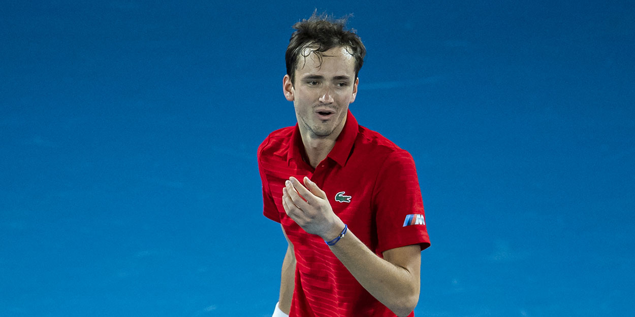 Daniil Medvedev ATP Cup