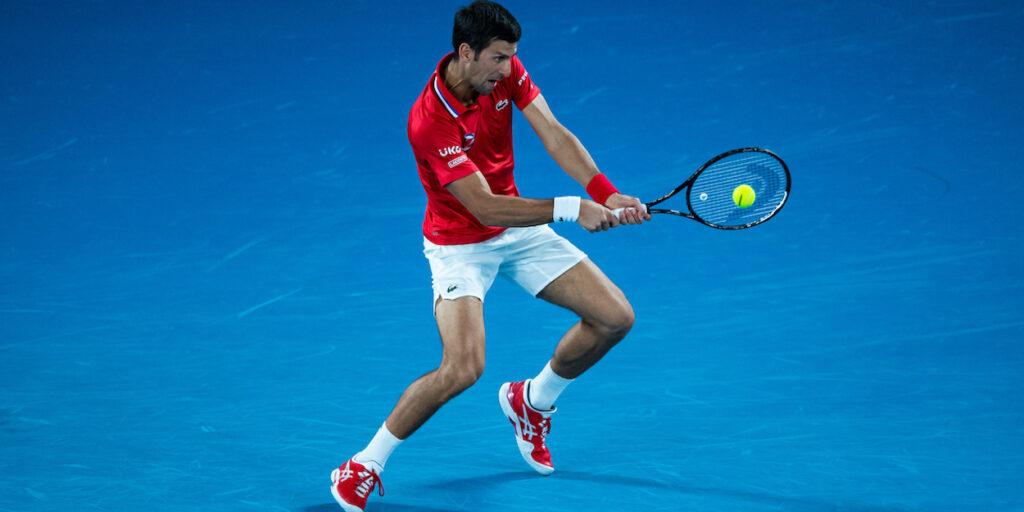 Djokovic Australian Open 2021