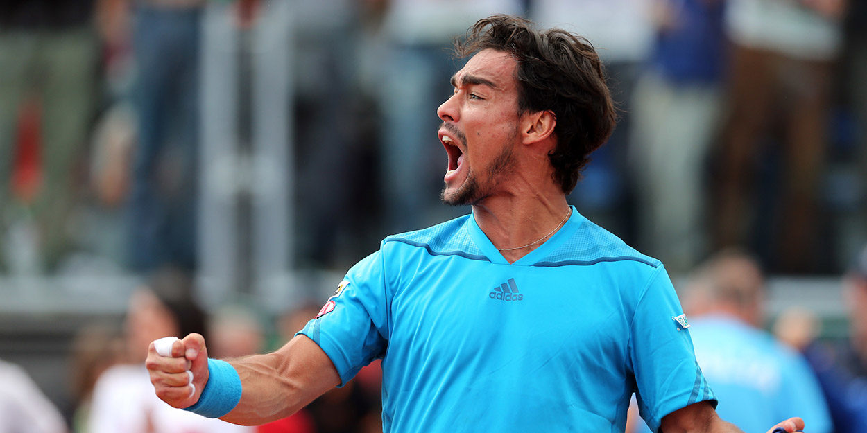 Fabio Fognini - Australian Open altercation
