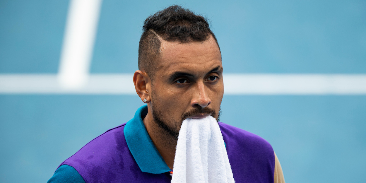 Kyrgios says Federer is more talented than Djokovic and Nadal
