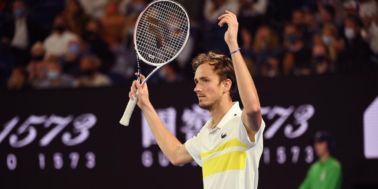 Medvedev Australian Open 2021