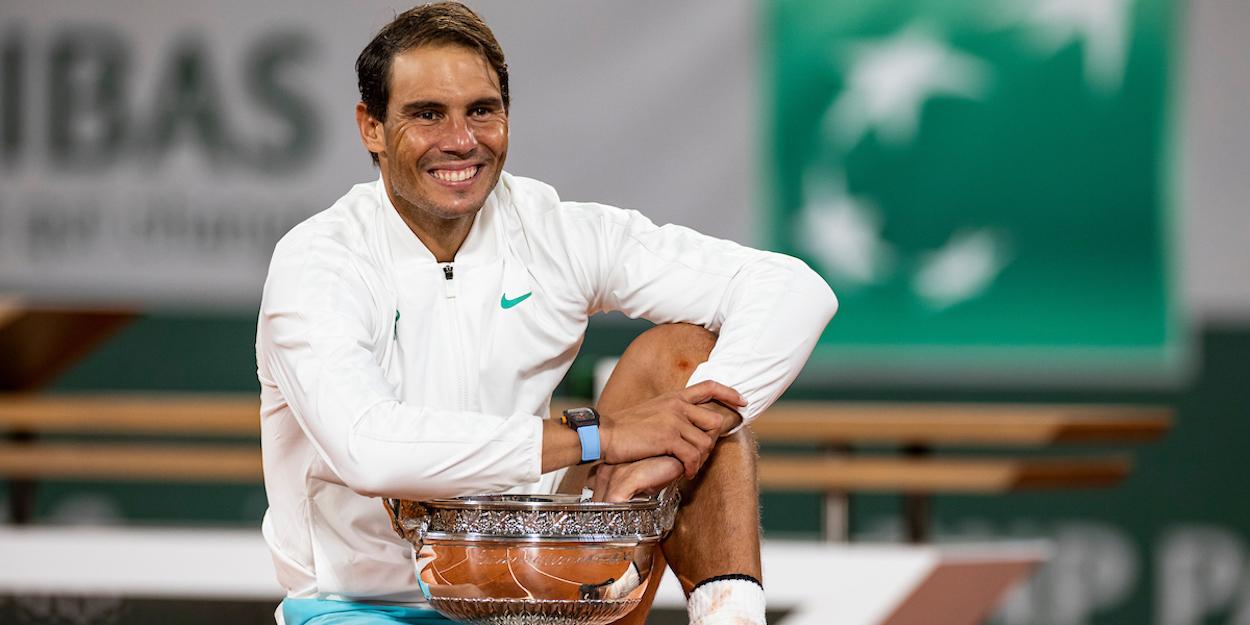 Nadal Roland Garros 2020