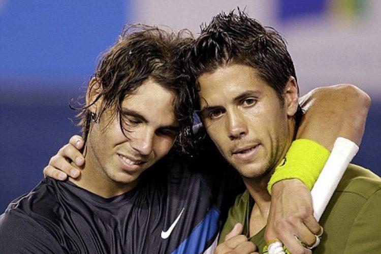 Nadal vs Verdasco Australian Open 2009