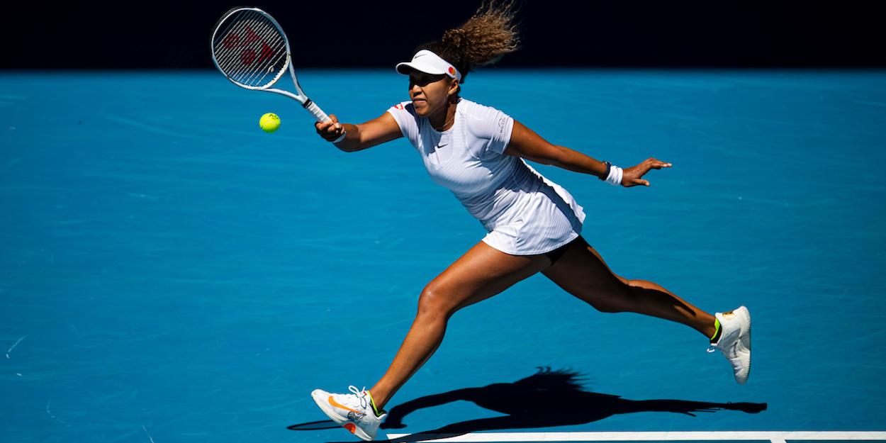 Naomi Osaka Australian Open 2021