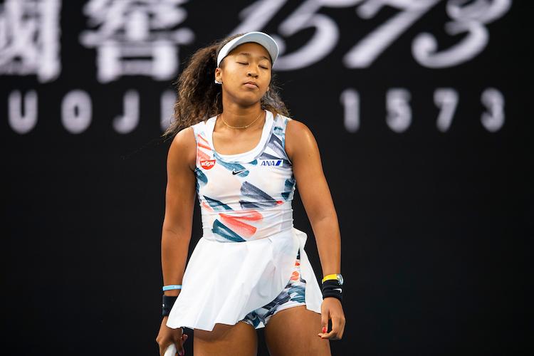 Naomi Osaka 2020 Australian Open