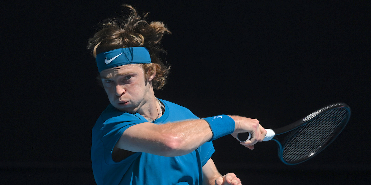 Andrey Rublev - Andy Murray impressed with Russian