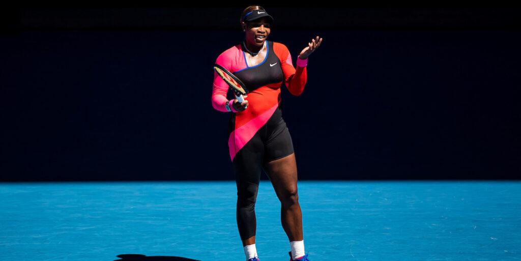 Serena Williams Australian Open 2021