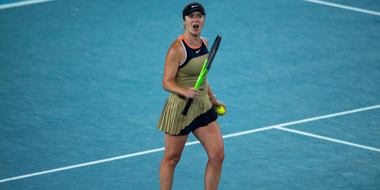 Svitolina Australian Open 2021