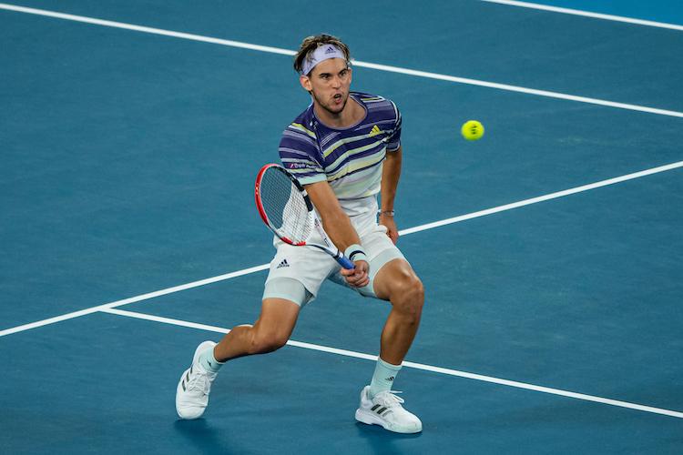Dominic Thiem Australian Open 2020