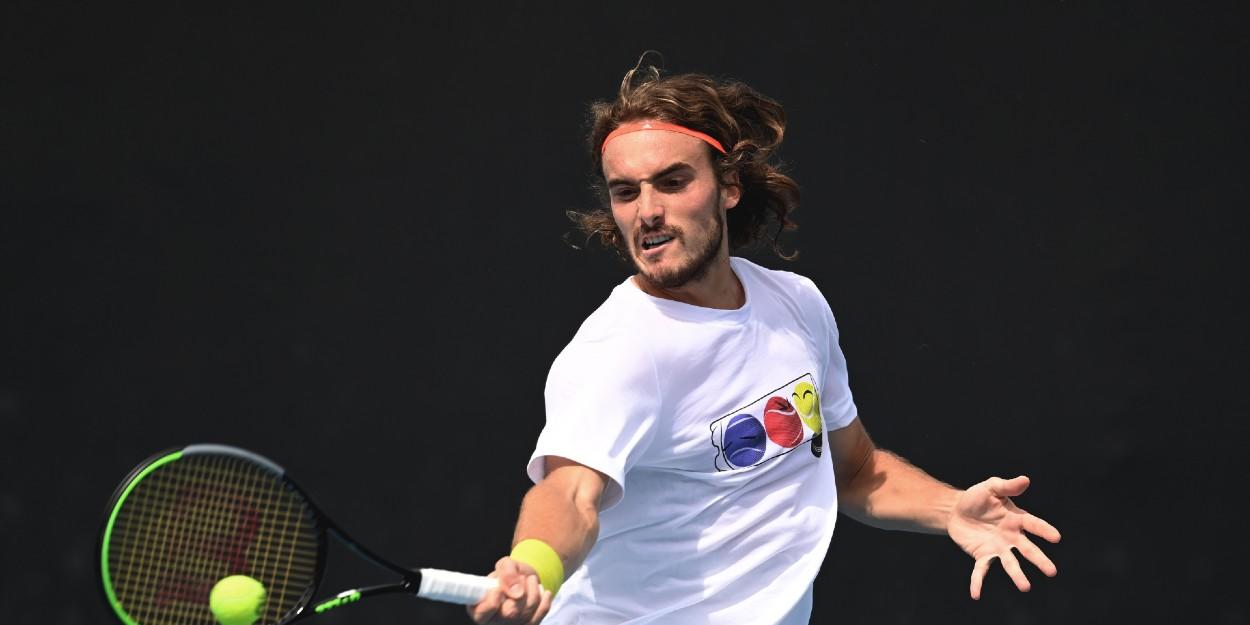 Tsitsipas Australian Open