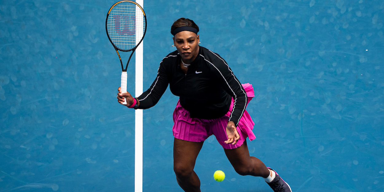 Serena Williams Australian Open 2021