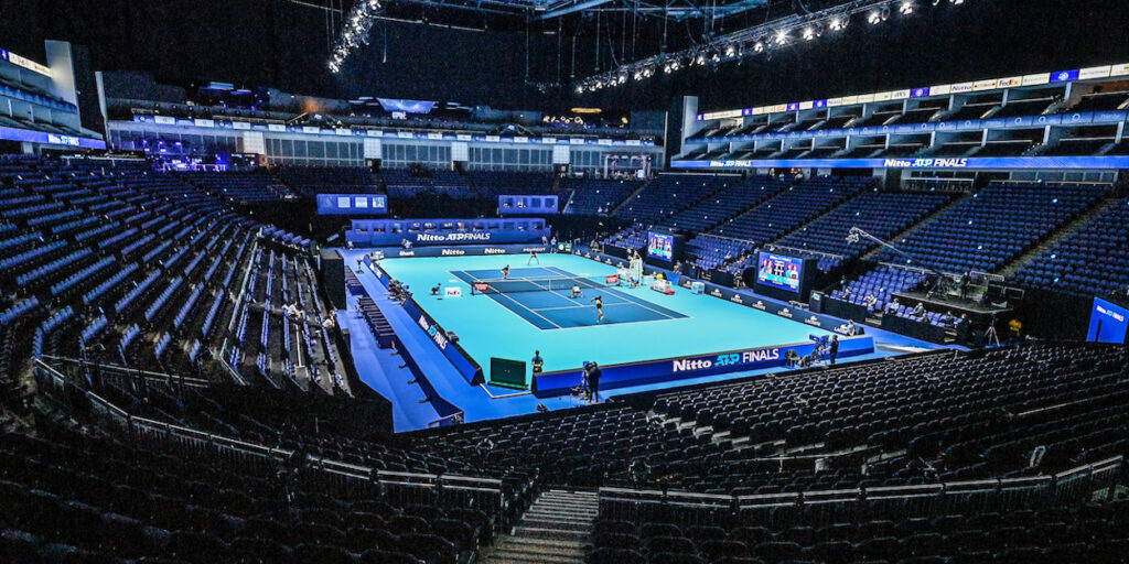 ATP Finals 2020 London