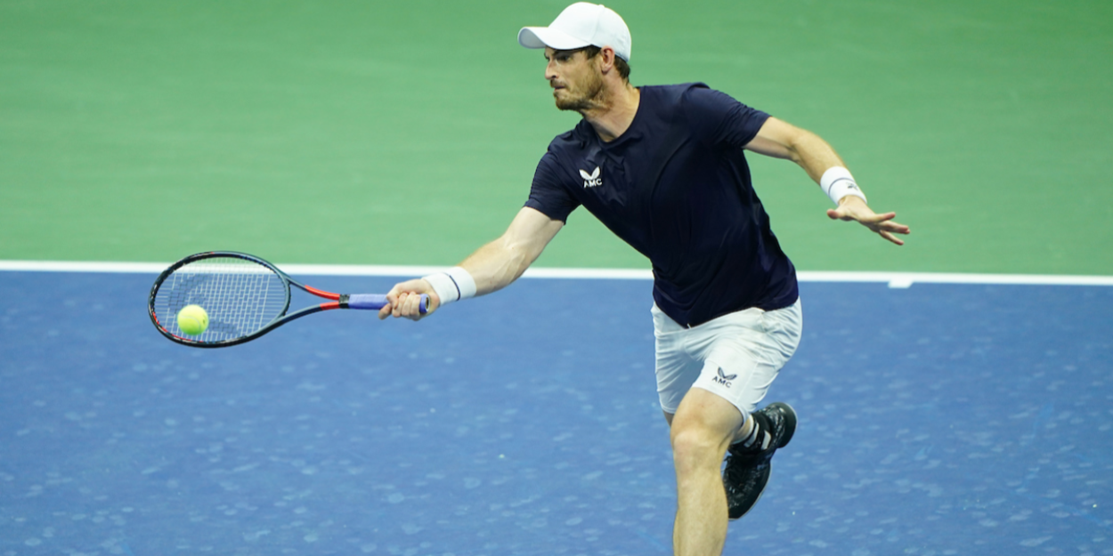 Andy Murray US Open