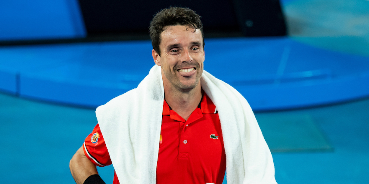 Roberto Bautista Agut - pleased Rafael NAdal and Novak Djokovic absent in Miami