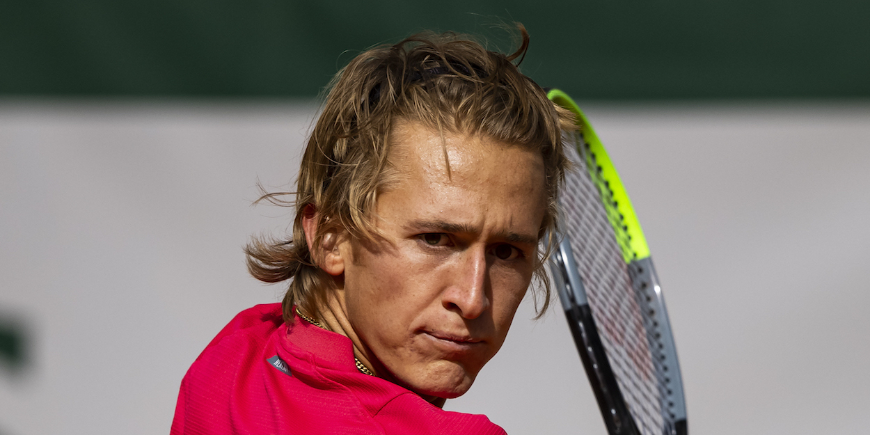 Sebastian Korda French Open 2020 Wimbledon