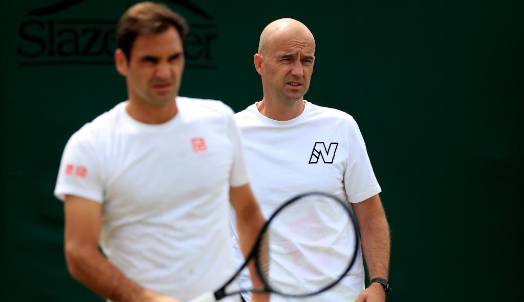 Ljubicic Federer