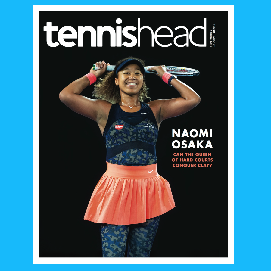 March 2021 Tennishead magazine