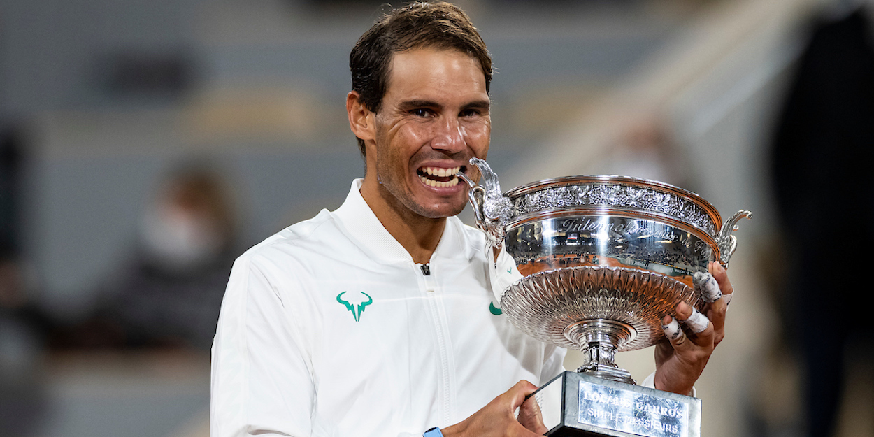 Rafael Nadal French Open 2020