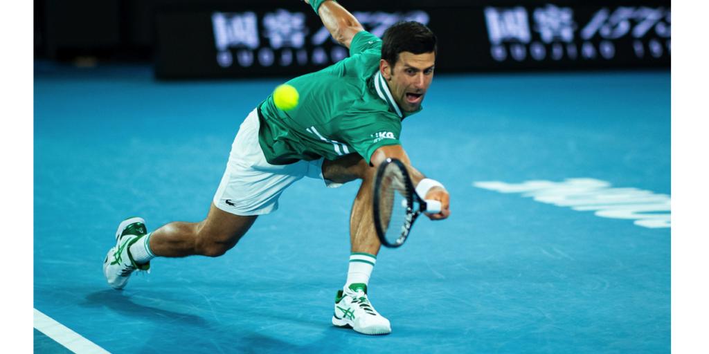Novak Djokovic extends partnership with ASICS shoes