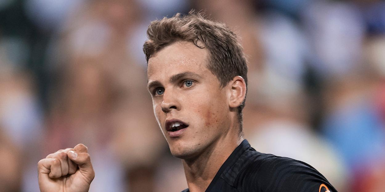 Vasek Pospisil ATP Tennis