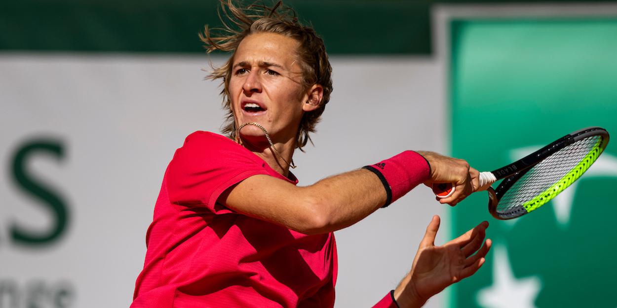 Sebastian Korda French Open 2020