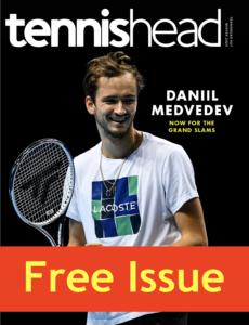 FREE Tennishead Dec 2020