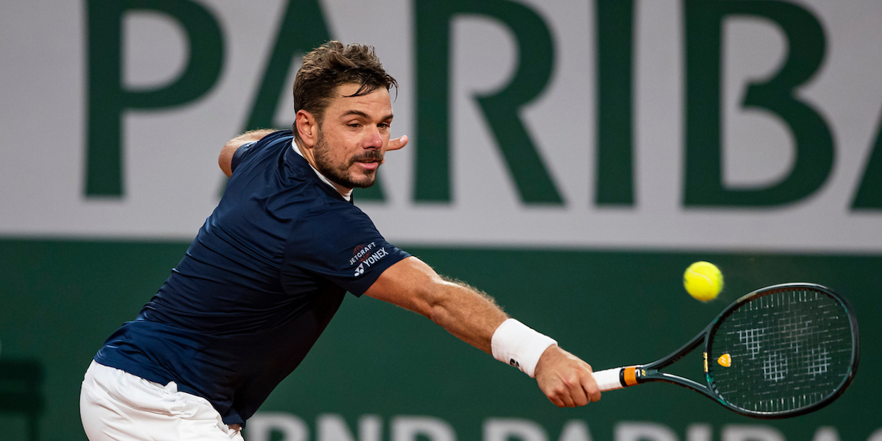 STAN WAWRINKA French Open 2020