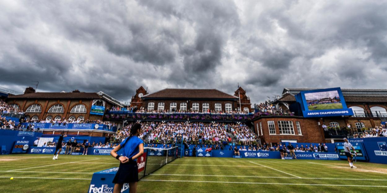 QUEENS Wimbledon
