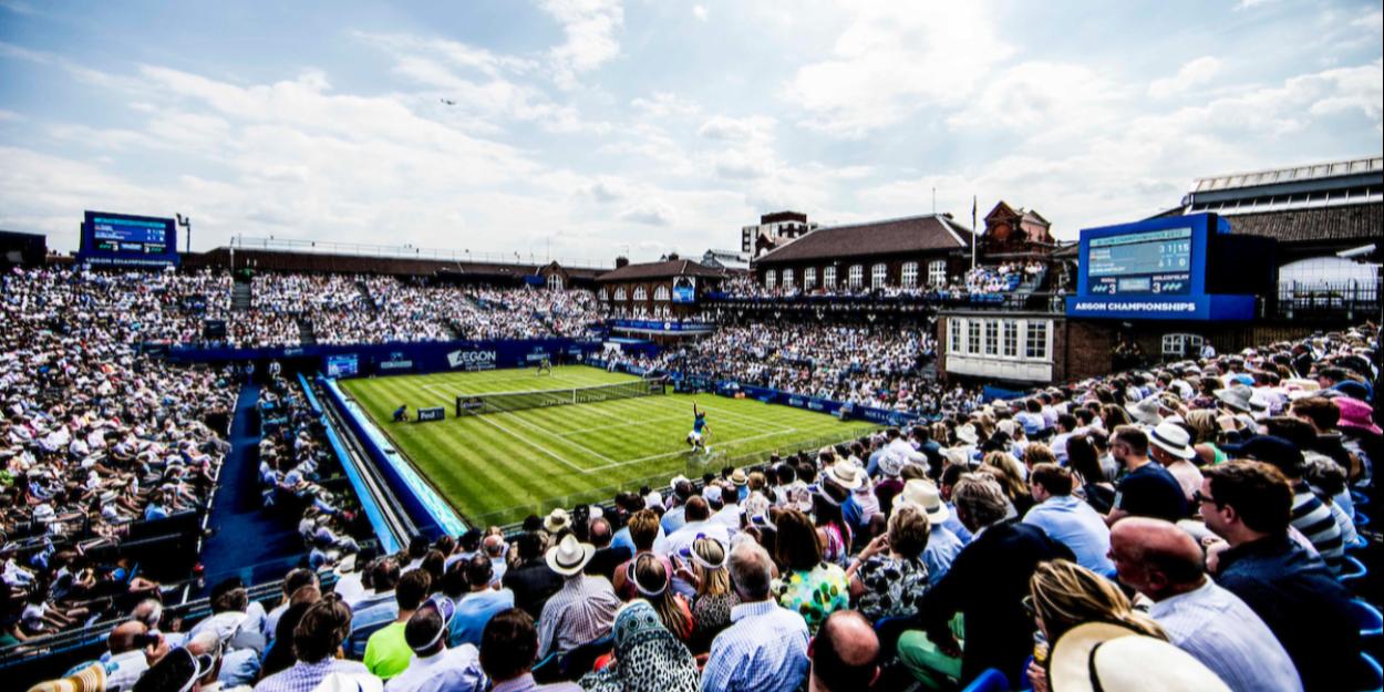 QUEENS Grass ATP Masters 1000 Wimbledon