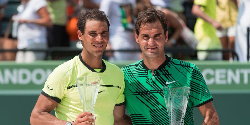 Federer Nadal Miami Open 2017
