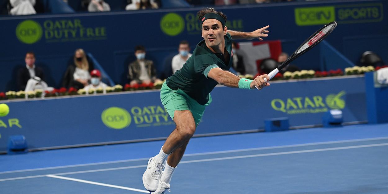 Roger Federer Karatsev