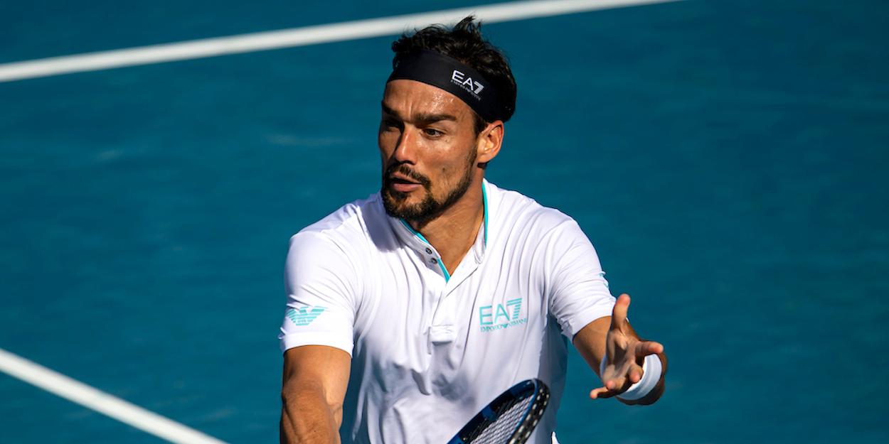 Fabio Fognini ATP Tennis