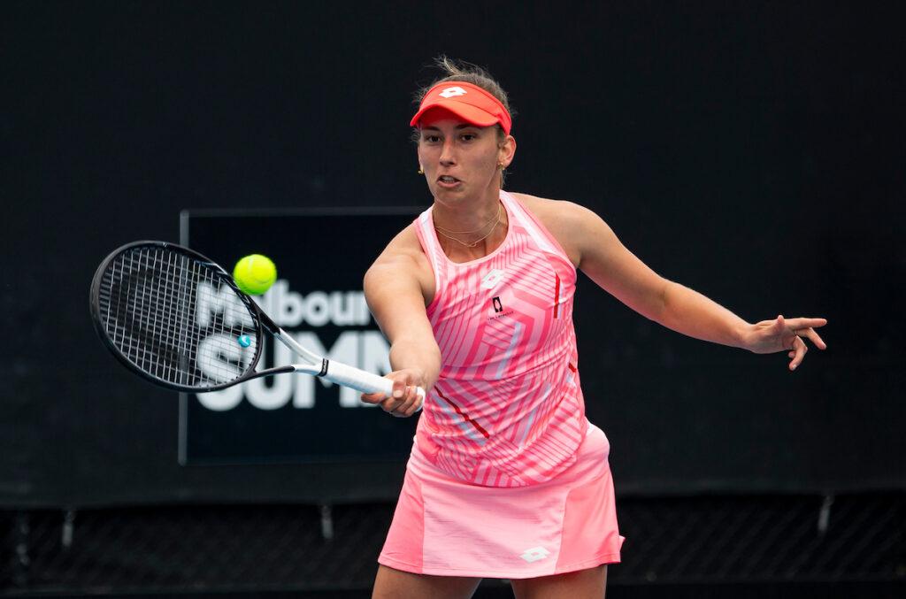 Elise Mertens Australian Open 2021