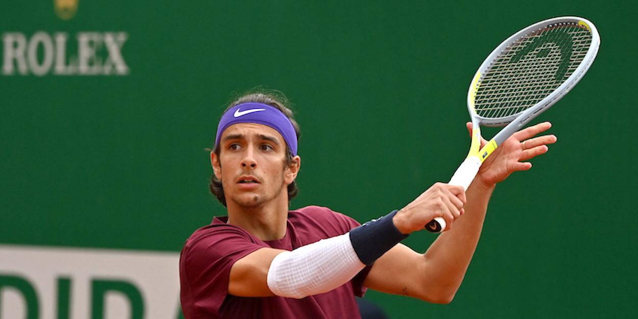 Lorenzo Musetti Federer
